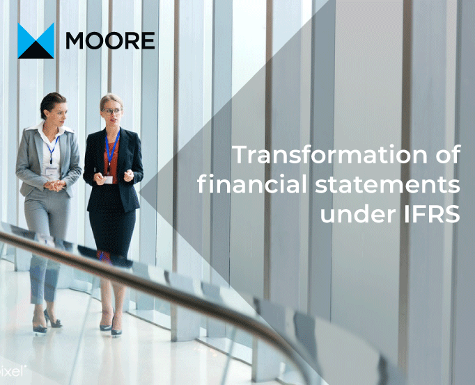 IFRS Transformation